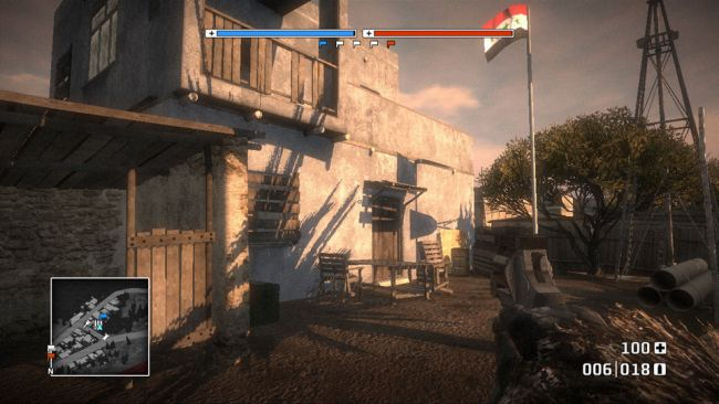 Battlefield: Bad Company Conquest Mode - Screenshots - Bild 5
