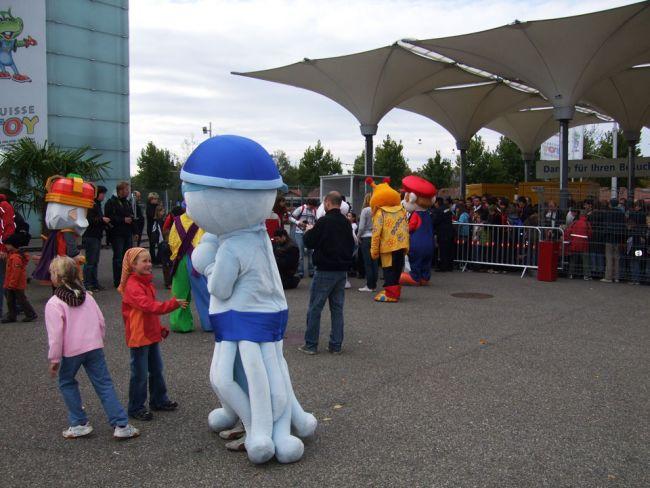E-Games / Suisse Toy 2008 - Fotos - Artworks - Bild 2
