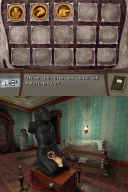 Sherlock Holmes DS: Das Geheimnis der Mumie - Screenshots - Bild 4