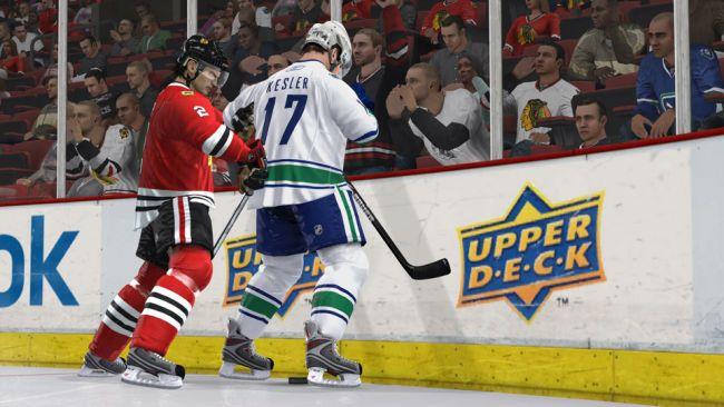 NHL 10 - Screenshots - Bild 4