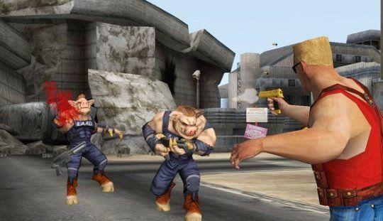 Duke Nukem: Critical Mass - Screenshots - Bild 16