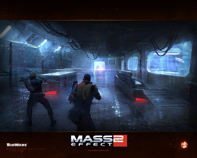 Mass Effect 2 - Artworks - Bild 5