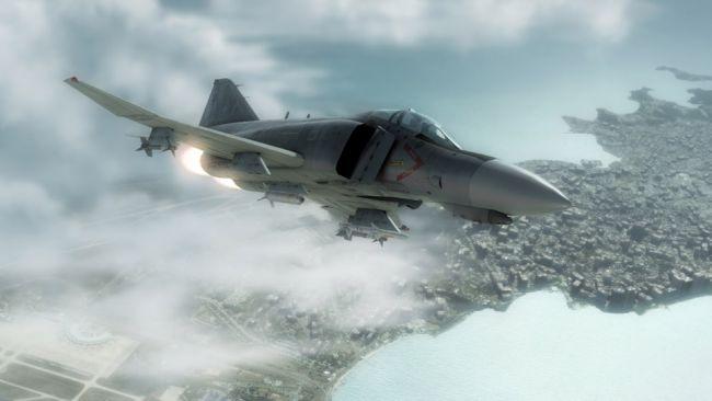Tom Clancy's H.A.W.X. - DLC: U.S. Eagles - Screenshots - Bild 4