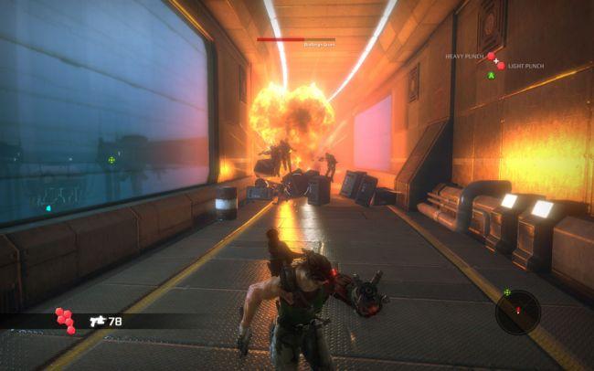 Bionic Commando - Screenshots - Bild 8