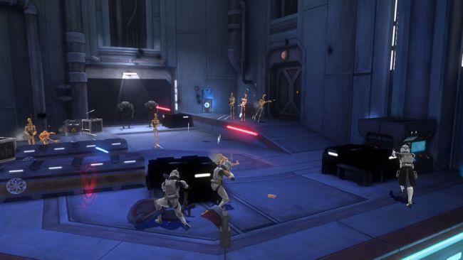 Star Wars: The Clone Wars: Republic Heroes - Screenshots - Bild 23