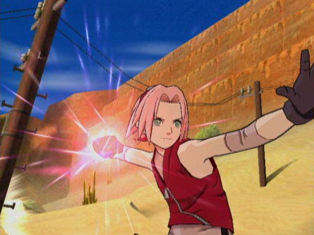 Naruto Shippuden: Clash of Ninja Revolution 3 - Screenshots - Bild 5
