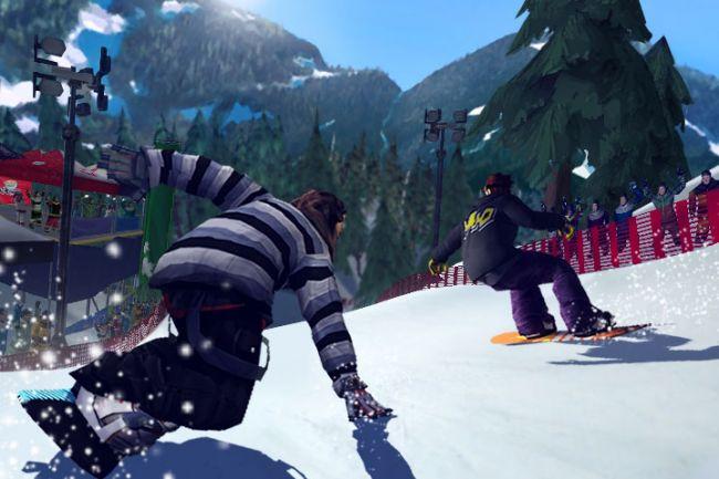 Shaun White Snowboarding: World Stage - Screenshots - Bild 4