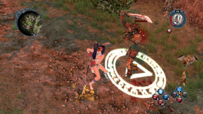 Sacred 2: Fallen Angel - Screenshots - Bild 19
