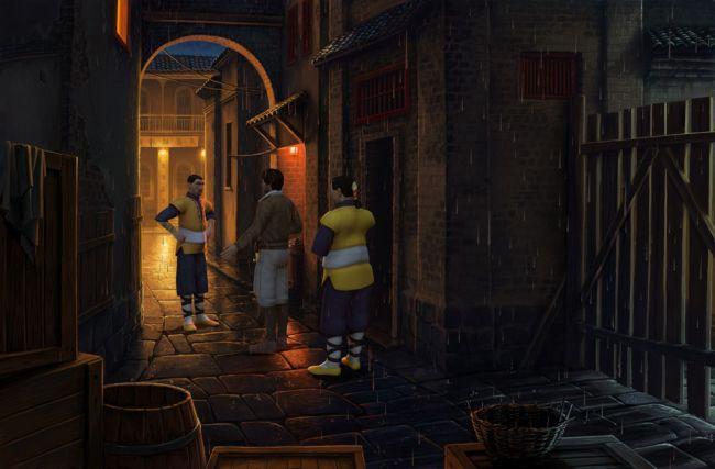 Lost Horizon - Screenshots - Bild 1