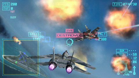 Ace Combat Joint Assault - Screenshots - Bild 1