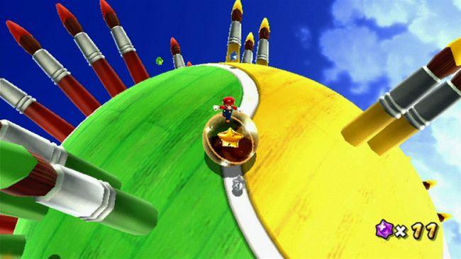 Super Mario Galaxy 2 - Screenshots - Bild 11