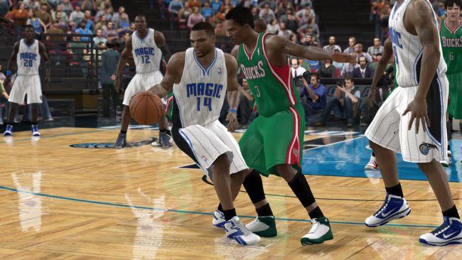 NBA Elite 11 - Screenshots - Bild 2