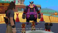 Kingdom Hearts: Birth by Sleep - Screenshots - Bild 16
