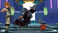 Kingdom Hearts: Birth by Sleep - Screenshots - Bild 13