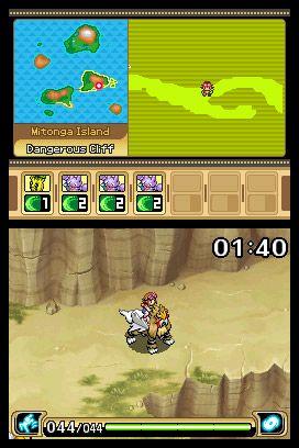 Pokémon Ranger: Spuren des Lichts - Screenshots - Bild 5