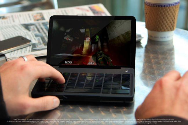 Razer Switchblade - Screenshots - Bild 6