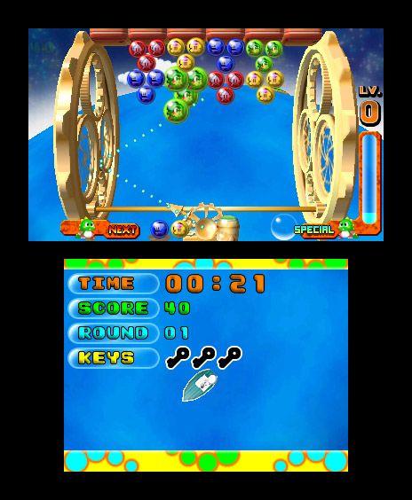 Puzzle Bobble Universe - Screenshots - Bild 1