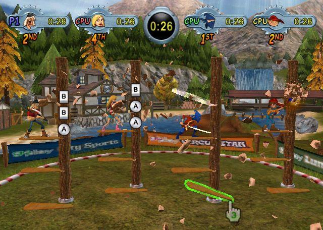 Lumberjacks: Die verrückte Holzfäller-Meisterschaft - Screenshots - Bild 8