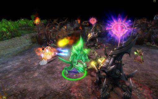 Realm of the Titans - Screenshots - Bild 26