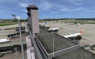 Mega Airport Zürich 2012 für Flight Simulator X - Screenshots - Bild 21