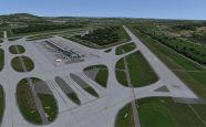Mega Airport Zürich 2012 für Flight Simulator X - Screenshots - Bild 4