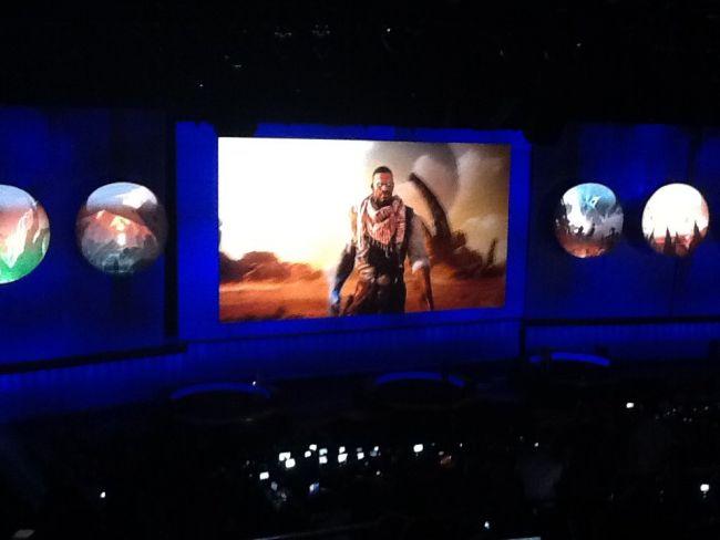 E3 2011 Fotos: Sony Pressekonferenz - Artworks - Bild 10