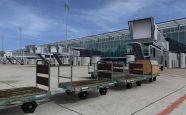 Mega Airport Zürich 2012 für Flight Simulator X - Screenshots - Bild 18