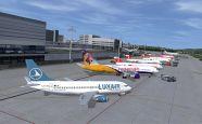 Mega Airport Zürich 2012 für Flight Simulator X - Screenshots - Bild 8