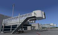Mega Airport Zürich 2012 für Flight Simulator X - Screenshots - Bild 6