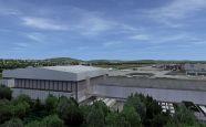 Mega Airport Zürich 2012 für Flight Simulator X - Screenshots - Bild 14