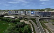 Mega Airport Zürich 2012 für Flight Simulator X - Screenshots - Bild 23