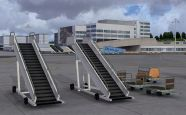 Mega Airport Zürich 2012 für Flight Simulator X - Screenshots - Bild 47