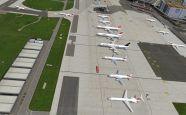 Mega Airport Zürich 2012 für Flight Simulator X - Screenshots - Bild 19