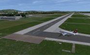 Mega Airport Zürich 2012 für Flight Simulator X - Screenshots - Bild 34
