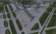 Mega Airport Zürich 2012 für Flight Simulator X - Screenshots - Bild 51