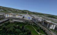 Mega Airport Zürich 2012 für Flight Simulator X - Screenshots - Bild 2