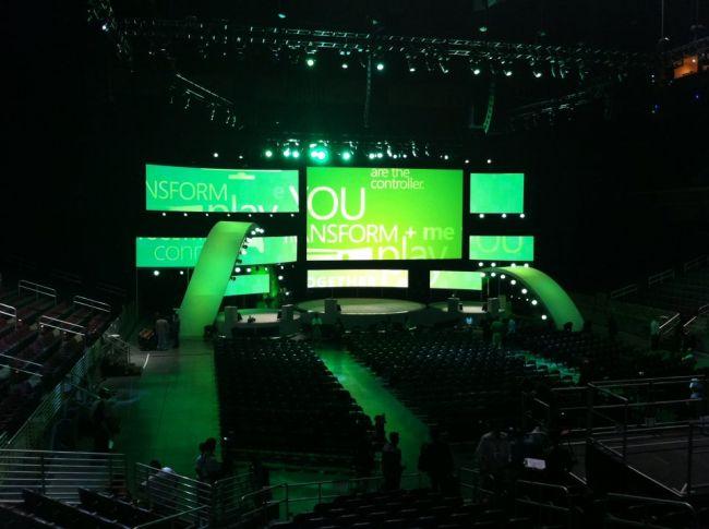 E3 2011 Fotos: Microsoft Pressekonferenz - Artworks - Bild 4