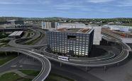Mega Airport Zürich 2012 für Flight Simulator X - Screenshots - Bild 9