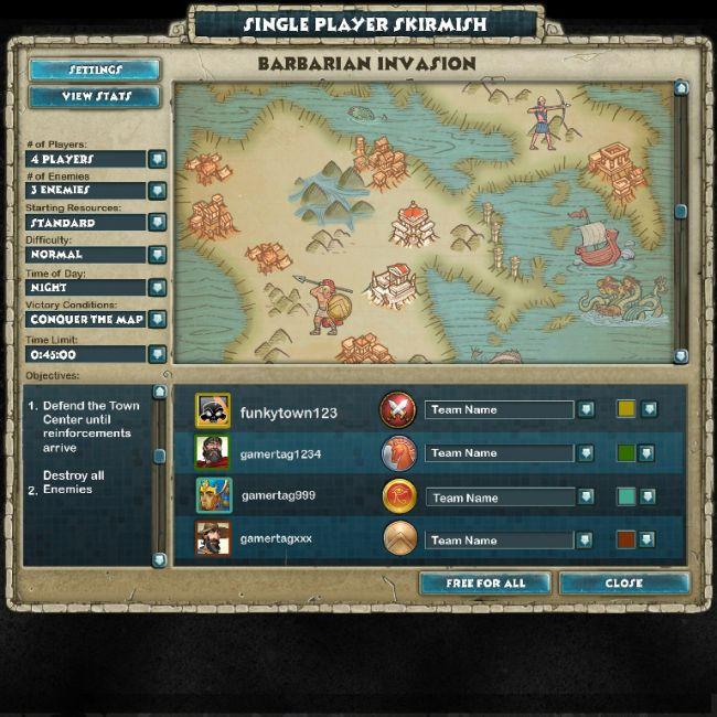 Age of Empires Online Erweiterungen - Screenshots - Bild 1