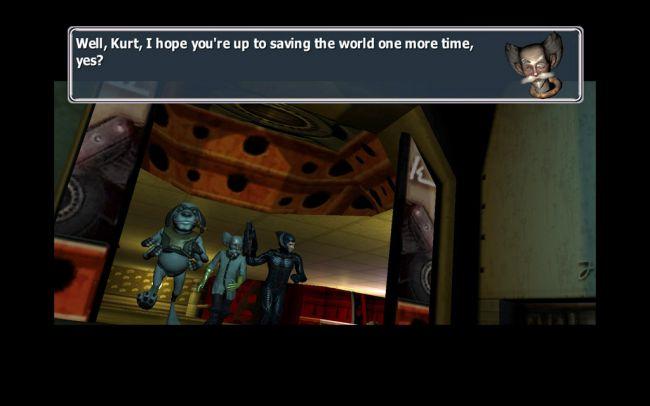 MDK 2 HD - Screenshots - Bild 10
