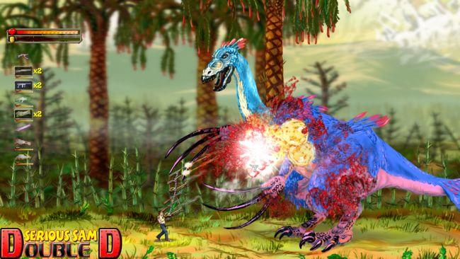 Serious Sam: Double D - Screenshots - Bild 5