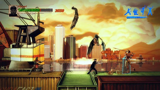 Kung-Fu High Impact - Screenshots - Bild 1