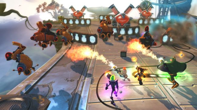 Ratchet & Clank: All 4 One - Screenshots - Bild 1