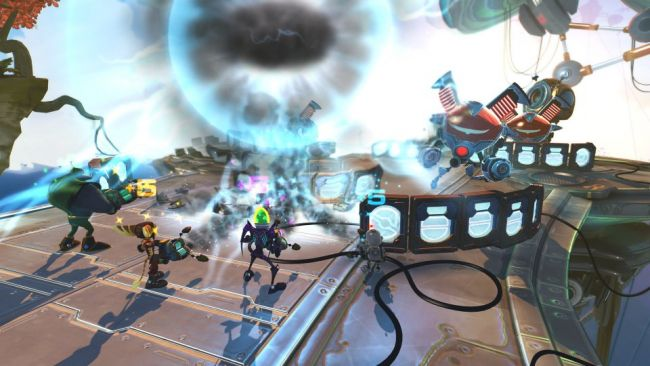 Ratchet & Clank: All 4 One - Screenshots - Bild 2
