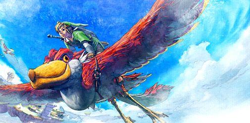 The Legend of Zelda: Skyward Sword HD | Gewinnspiel - Gewinnspiel