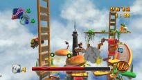 BurgerTime World Tour - Screenshots - Bild 2