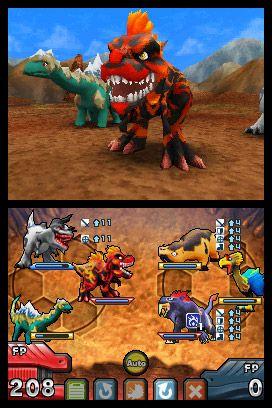 Fossil Fighters: Champions - Screenshots - Bild 11
