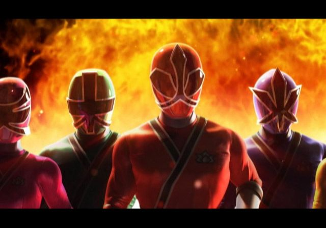 Power Rangers Samurai - Screenshots - Bild 93
