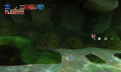 Cave Story 3D - Screenshots - Bild 9