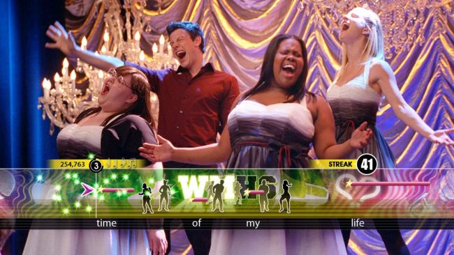 Karaoke Revolution Glee: Volume 3 - Screenshots - Bild 5